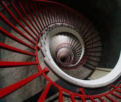 Dark Stairwell