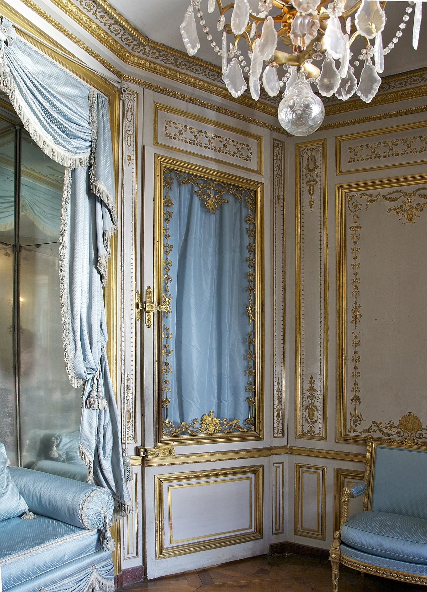 Marie Antoinette's private sitting room