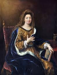Marquise de Maintenon - second wife of Louis XIV